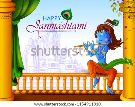 lord krishna indian god