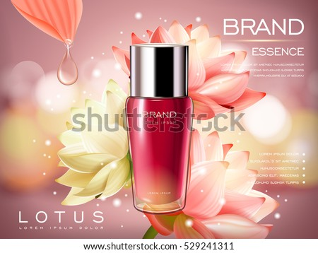 lotus essence concentrate