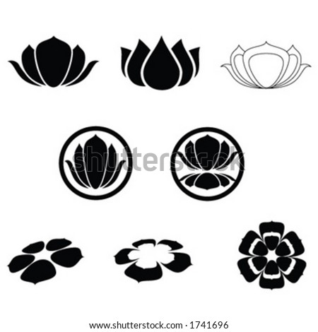 Size:500x375 - 89k: Tattoo Lotus Flower