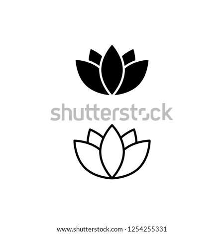 Lotus icon or Harmony icon