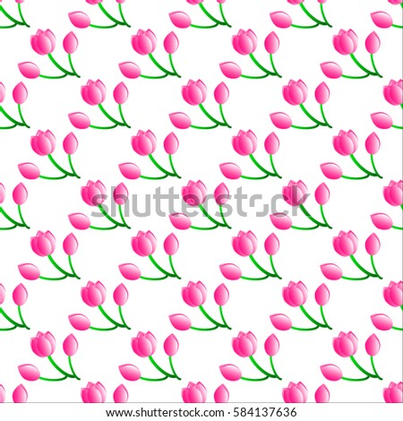 lotus pattern vector