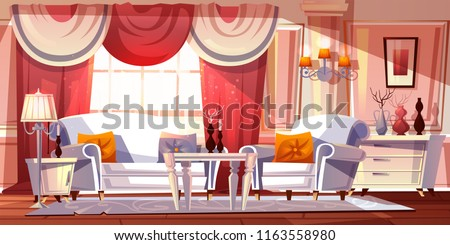 lounge room luxury interior
