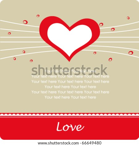 love background for valentine`s day