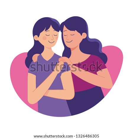love between sister  older