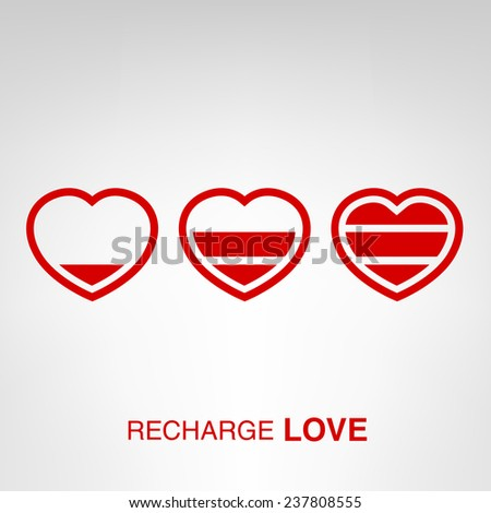 love charger   creative