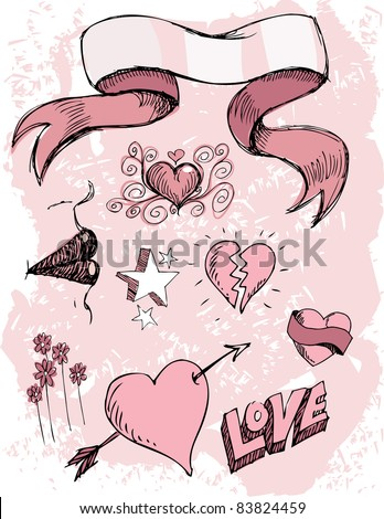 love doodles a collection of