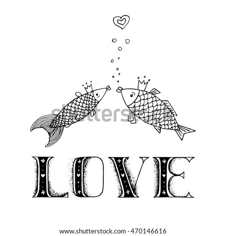 love fish with with