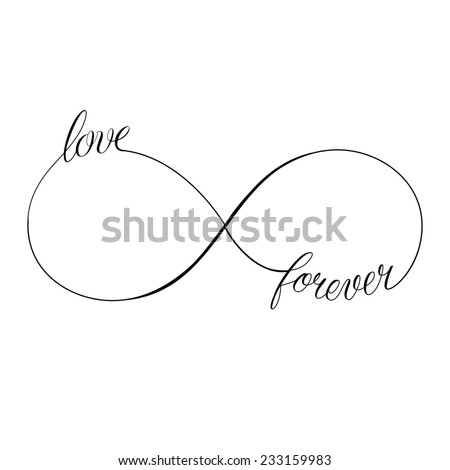love forever icon valentines