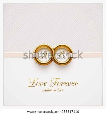 love forever  wedding
