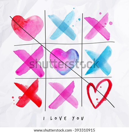 love game noughts and crosses