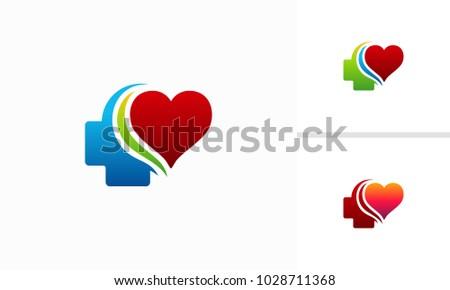 love health logo designs