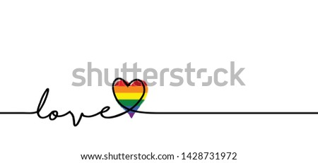 Love heart month or happy singles day. 14 february, valentine, valentines day or for romantic, wedding banner. Happy Pride day ( gay, rainbow, homo, hlbt, lgbt, lhbt, lgbti or lgbtq ) awesome Vibes