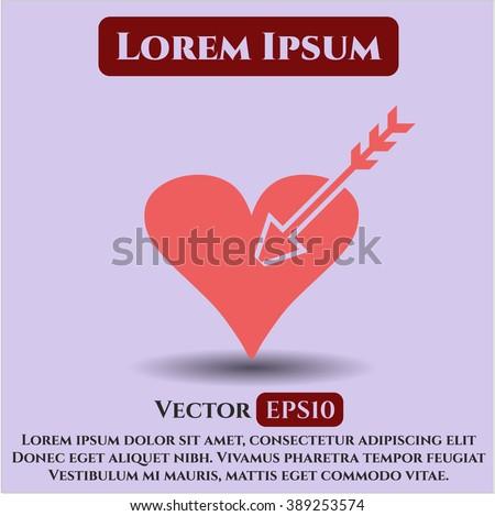 Love icon or symbol