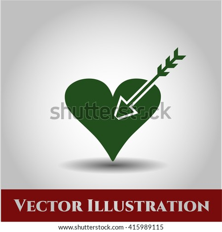 Love icon or symbol