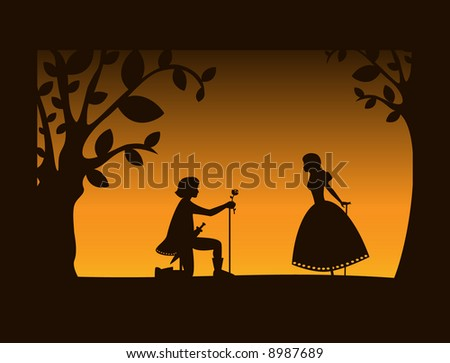 love in the shadow theater