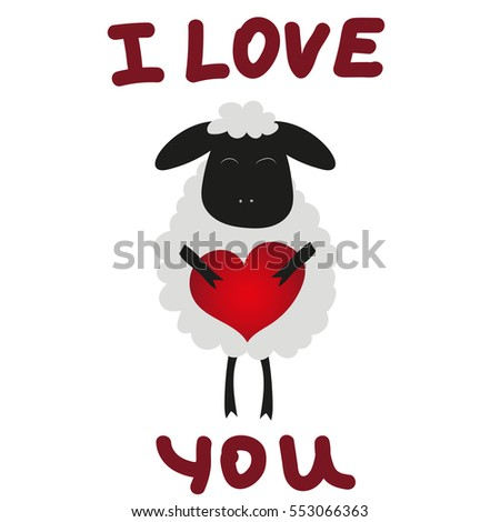 love lamb i love you
