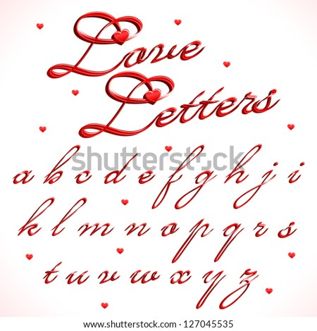 P Alphabet In Love Alphabet A In Love Love letters, part 2/3 of full