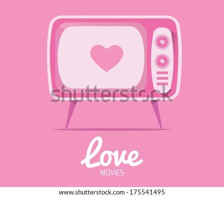 love movie from vintage