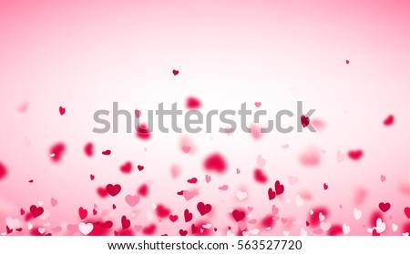 love valentine's pink