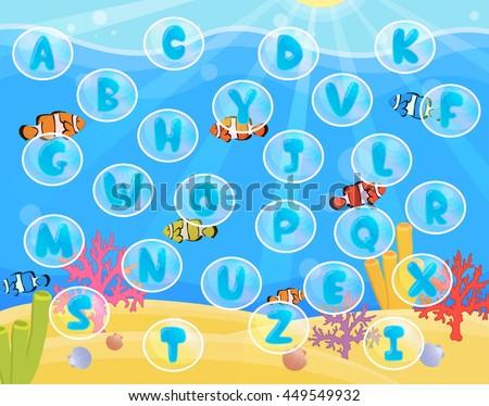 lovely children activity play