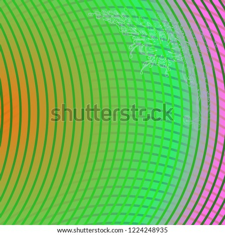 Lovely glamorous magical abstract background.