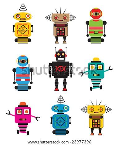 Lovely Little Robots