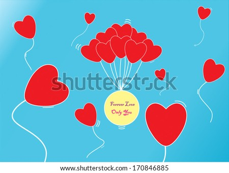Lovely valentine season #170846885