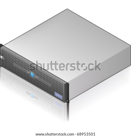 Low Profile Single Server Unit