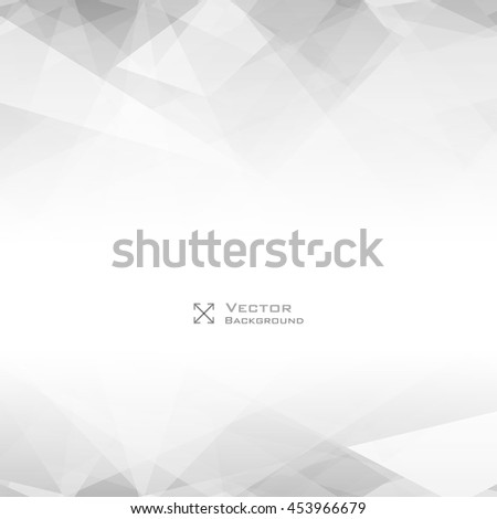 Lowpoly Trendy Background with Copyspace. Vector illustration in polygonal style. Used opacity layers #453966679