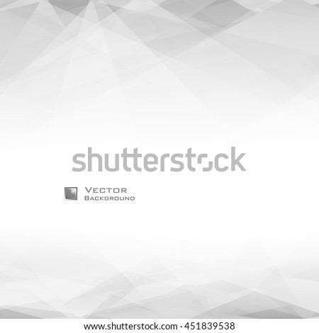Lowpoly Trendy Background with copyspace. Vector illustration. Used opacity layers #451839538