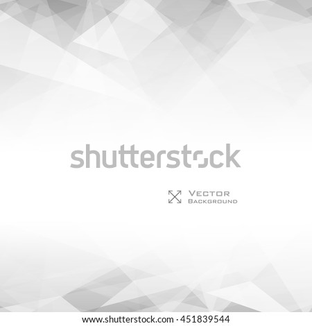 Lowpoly Trendy Background with copyspace. Vector illustration. Used opacity layers #451839544