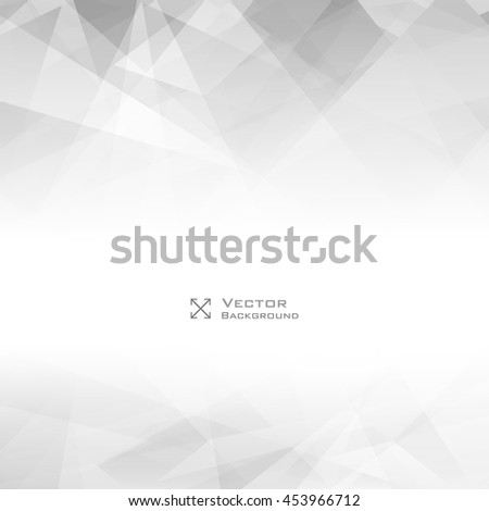 Lowpoly Trendy Background with copyspace. Vector illustration. Used opacity layers #453966712