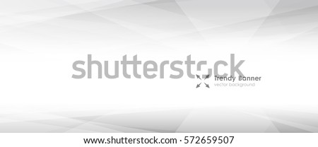 LowPoly Trendy Banner with copyspace. Vector illustration. Used opacity layers - Shutterstock ID 572659507