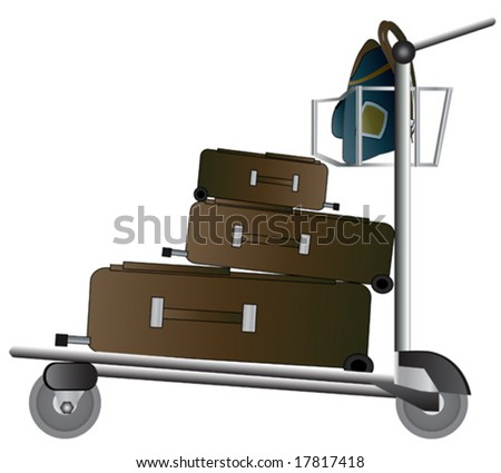 Free Vector Luggage