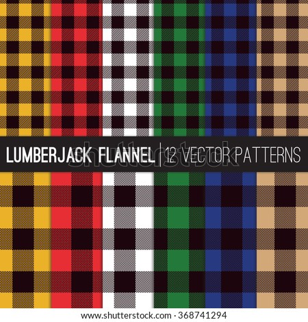 lumberjack buffalo check plaid