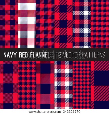 lumberjack flannel plaid vector