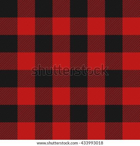 lumberjack plaid seamless