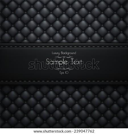luxury black background with