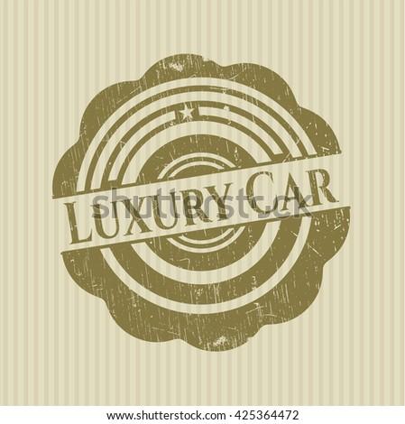 Luxury Car rubber seal