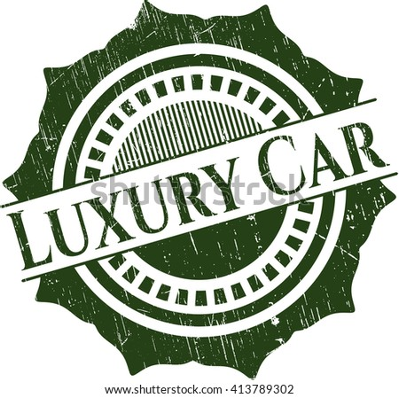 Luxury Car rubber texture