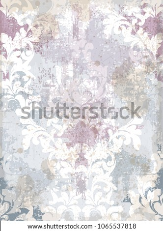 stock-vector-luxury-classic-ornament-background-vector-baroque-intricate-design-illustrations