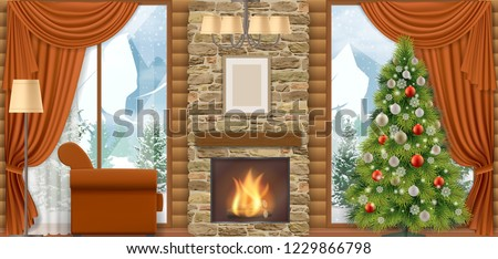 luxury home interior with a