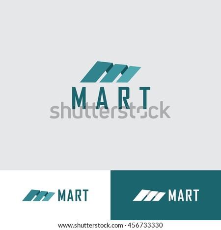 m mart logo