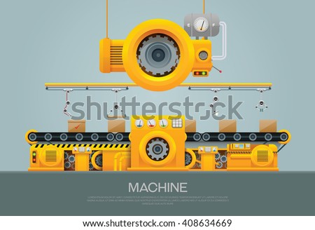 machine and manufacture vector