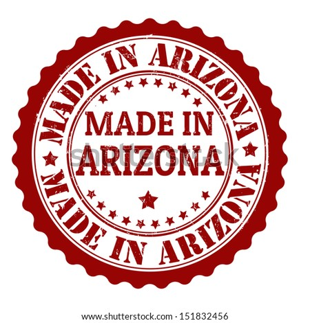 made in arizona grunge rubber...