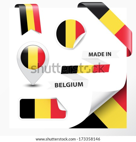 made in belgium collection of