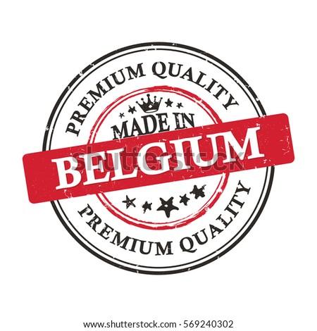 made in belgium  premium