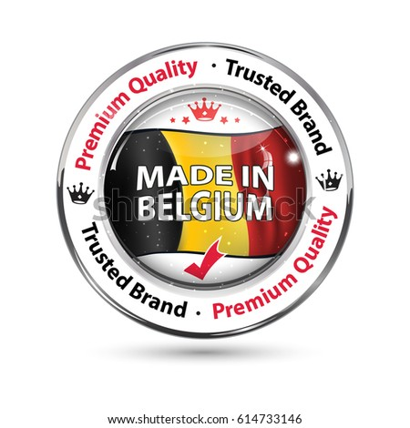 made in belgium  premium