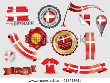 made in denmark seals  danish