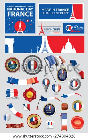 made in france art  french